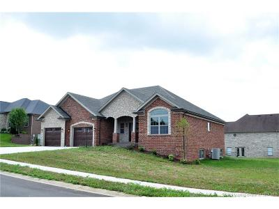 Floyd County Single Family Home For Sale: 7007 Windsong Court