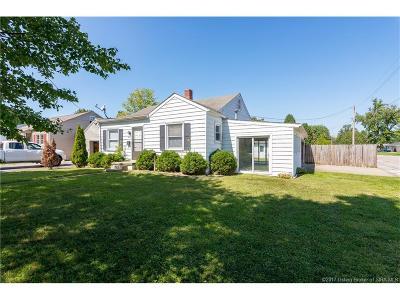 Scott County Single Family Home For Sale: 1010 W Vest Street