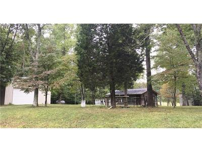 Crawford County Single Family Home For Sale: 14131 Alton Fredonia Road