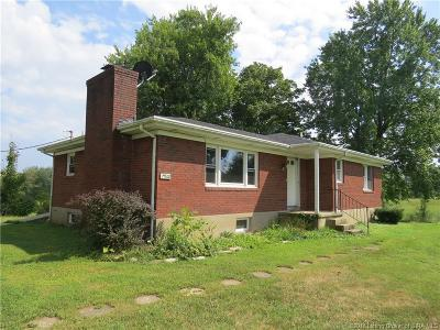 Harrison County Single Family Home For Sale: 7900 Highway 135 NE