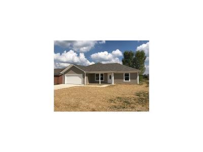 Scott County Single Family Home For Sale: 1244 Lunar Street