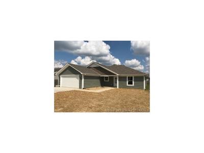 Scott County Single Family Home For Sale: 1188 Lunar Street