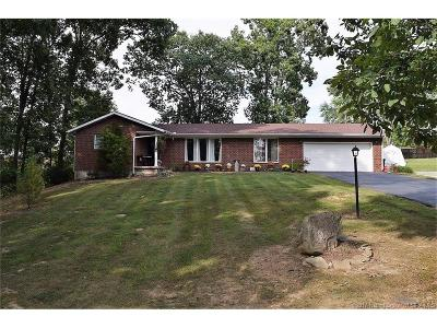 Floyd County Single Family Home For Sale: 9200 Robin Road