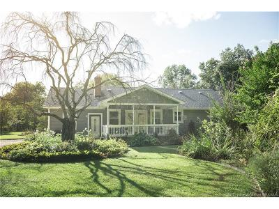 Scott County Single Family Home For Sale: 4653 S Slate Ford Road