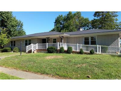 Floyd County Single Family Home For Sale: 120 Edgemont Drive