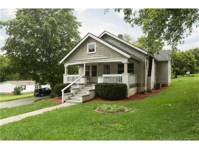 Harrison County Single Family Home For Sale: 302 Hill Street NW