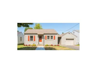 Scott County Single Family Home For Sale: 1030 W Vest Street