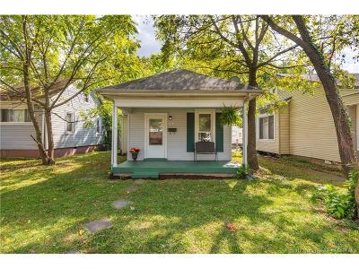 Floyd County Single Family Home For Sale: 1411 Beechwood Avenue