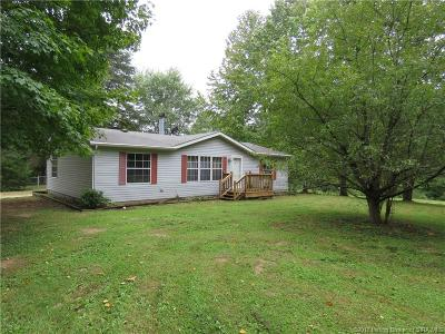 Harrison County Single Family Home For Sale: 7691 Greenbrier NE