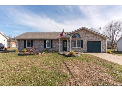 Scott County Single Family Home For Sale: 281 Linden Drive