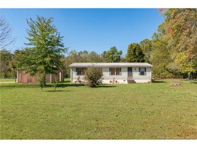 Crawford County Single Family Home For Sale: 326 E Sr 64 Hwy