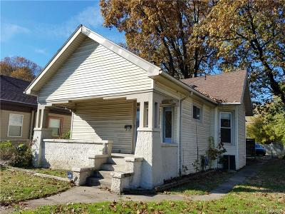 Clark County Single Family Home For Sale: 1005 E 10th