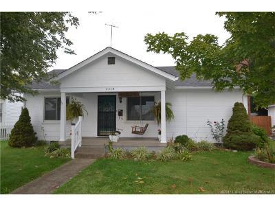 Floyd County Single Family Home For Sale: 2319 Park