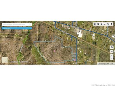 Clark County, Floyd County Residential Lots & Land For Sale: Broeker Lane