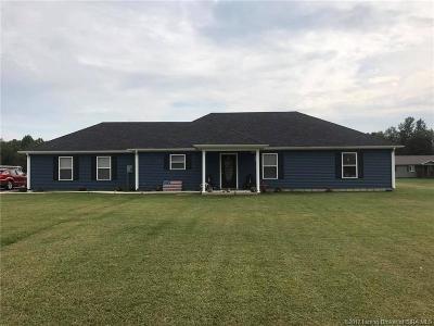 Scott County Single Family Home For Sale: 1412 E Goens Road