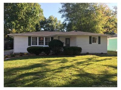 Scott County Single Family Home For Sale: 885 Woodland Avenue