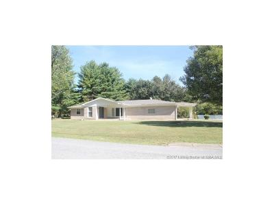 Washington County Single Family Home For Sale: 2411 N Rush Creek Road