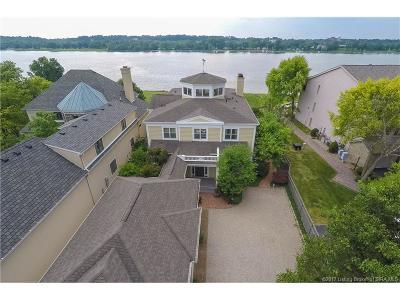 Clark County Single Family Home For Sale: 2200 1/4 Utica Pike