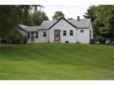 Floyd County Single Family Home For Sale: 7251 Highway 150