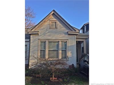 Floyd County Single Family Home For Sale: 1812 E Spring Street