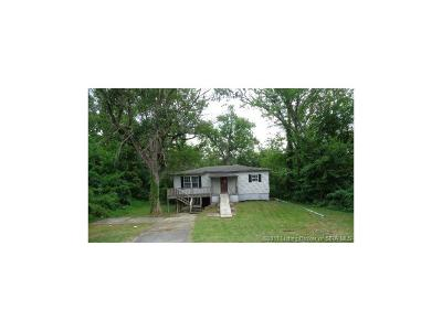 Floyd County Single Family Home For Sale: 2556 Cannon Street
