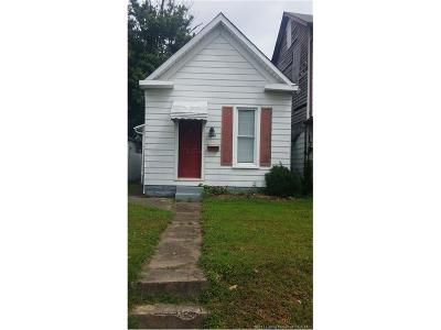 Floyd County Single Family Home For Sale: 1409 Grant