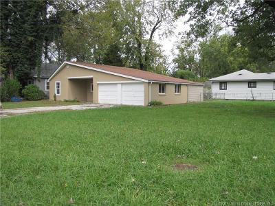 Clark County Single Family Home For Sale: 1036 Kehoe Lane