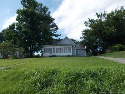 Harrison County Single Family Home For Sale: 536 E Walnut Street