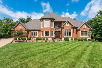 Floyds Knobs Single Family Home For Sale: 3803 Laurent Libs Court