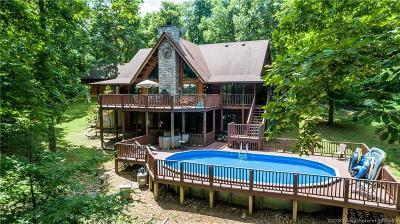 Floyd County Single Family Home For Sale: 11311 Bear Creek Road