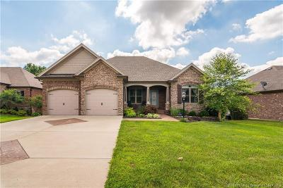 Floyd County Single Family Home For Sale: 7508 Evergreen Way