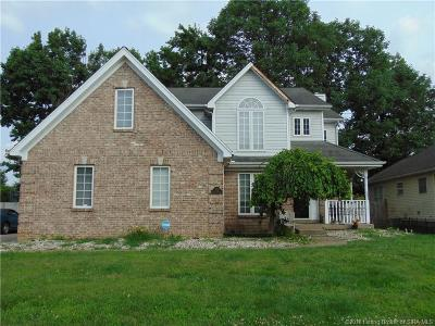 Jeffersonville Single Family Home For Sale: 3116 Childers Drive