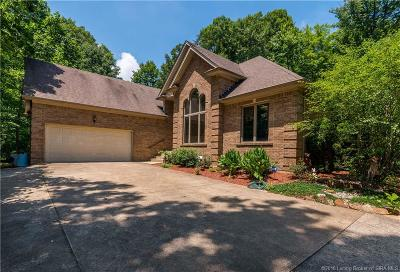 New Albany Single Family Home For Sale: 2720 Clearstream Court