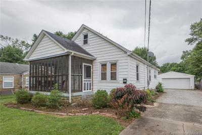 Clarksville Single Family Home For Sale: 1611 Johnson Lane