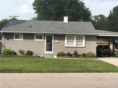 Clark County Single Family Home For Sale: 817 Parallel Avenue