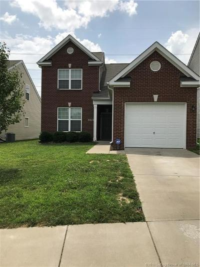 Jeffersonville Single Family Home For Sale: 3149 Red Barn Loop