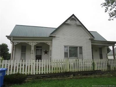 Harrison County Single Family Home For Sale: 12190 Main Street SW