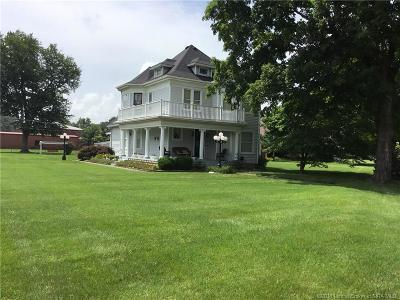 Clark County Single Family Home For Sale: 229 S Clark Boulevard