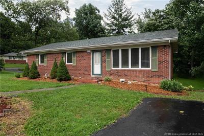 Harrison County Single Family Home For Sale: 1875 Pin Oak Drive NE