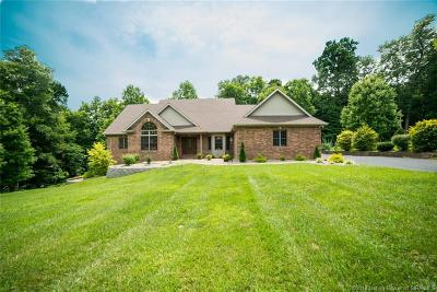 Harrison County Single Family Home For Sale: 3199 Cave Hill Rd NE