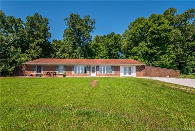 Harrison County Single Family Home For Sale: 9505 Liebert Road SE