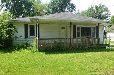 Scott County Single Family Home For Sale: 145 Wilbur Avenue