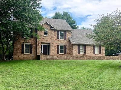 New Albany Single Family Home For Sale: 1001 Chapel Creek Trail