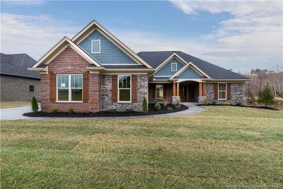 Floyd County Single Family Home For Sale: 5039 Cooks Creek Lane