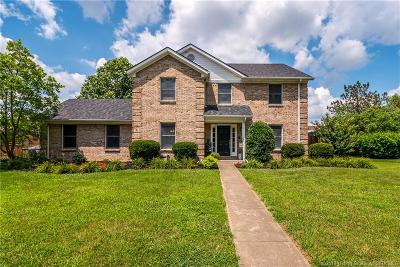 New Albany Single Family Home For Sale: 718 Rolling Creek Drive