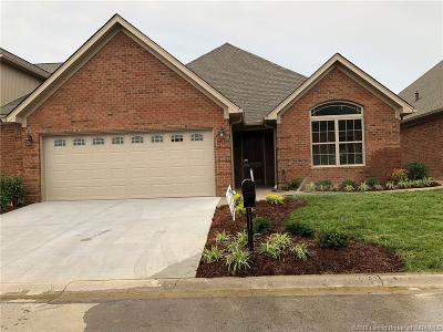 Jeffersonville IN Single Family Home For Sale: $379,900