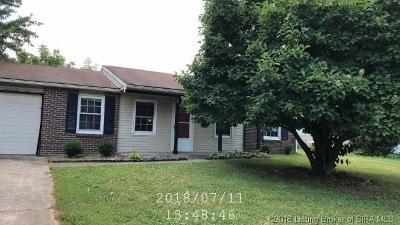 Clark County Single Family Home For Sale: 705 Saratoga Drive