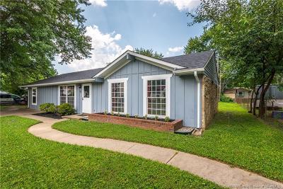 Jeffersonville Single Family Home For Sale: 427 Webster Boulevard