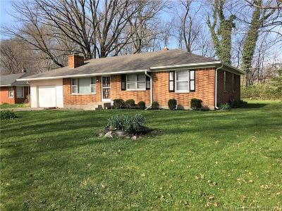 Jeffersonville Single Family Home For Sale: 305 Lancassange Drive