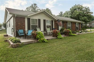 Floyd County Single Family Home For Sale: 1625 Canal Lane